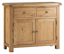 Vale Furnishers - Dorking Two Door Sideboard